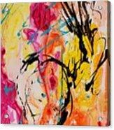 Abstract 058 Acrylic Print