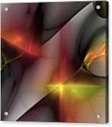 Abstract 060810 Acrylic Print