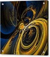 Abstract 060910 Acrylic Print