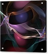 Abstract 062310 Acrylic Print