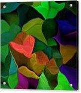Abstract 063016 Acrylic Print
