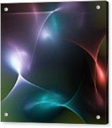 Abstract 071511 Acrylic Print