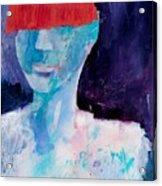 Abstract 077 Acrylic Print