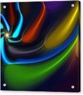 Abstract 080510 Acrylic Print