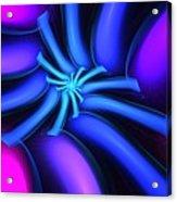Abstract 080610b Acrylic Print