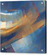 Abstract - 1 - Emp - Seattle Acrylic Print