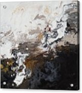 Abstract #1 Acrylic Print