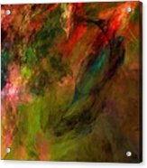 Abstract 112210a Acrylic Print