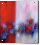 Abstract Painting 137 Acrylic Print