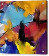 Abstract 1412 Acrylic Print