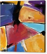 Abstract 1445 Acrylic Print