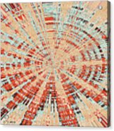 Abstract #149 Acrylic Print