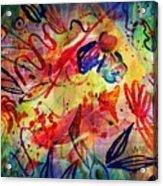 Abstract 17-05 Acrylic Print