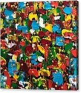 Abstract 2018-03 Acrylic Print