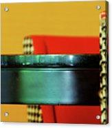 Abstract 2388 Acrylic Print