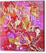 Abstract 304 Acrylic Print