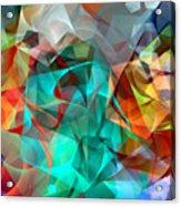 Abstract 3540 Acrylic Print