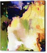Abstract #36 Acrylic Print
