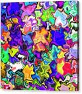 Abstract 369 Acrylic Print