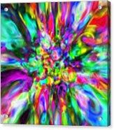 Abstract 397 Acrylic Print