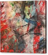 Abstract 43 Acrylic Print