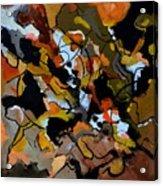 Abstract 446190 Acrylic Print