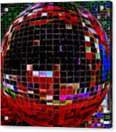 Abstract 452 Acrylic Print