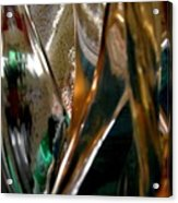 Abstract 491 Acrylic Print