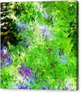 Abstract 5-26-09 Acrylic Print