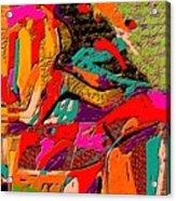 Abstract 508 Acrylic Print
