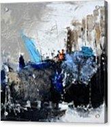 Abstract 51703 Acrylic Print
