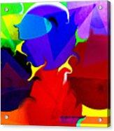 Abstract 6 Acrylic Print