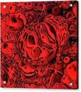 Abstract 63016.2 Acrylic Print
