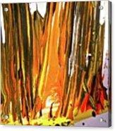 Abstract 6535 Acrylic Print