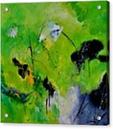 Abstract 660160 Acrylic Print