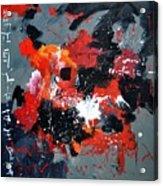 Abstract 6611403 Acrylic Print