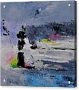 Abstract 6611602 Acrylic Print