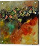 Abstract 6611604 Acrylic Print