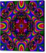 Abstract 667 Acrylic Print