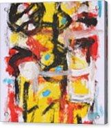 Abstract 6835 Acrylic Print