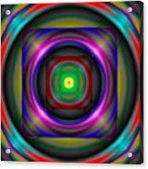 Abstract 705 Acrylic Print