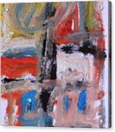 Abstract 7202 Acrylic Print