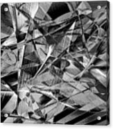 Abstract 9637 Acrylic Print