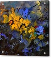 Abstract 972 Acrylic Print