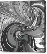 Abstract Architecture Acrylic Print