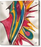 Abstract Art 102 Acrylic Print