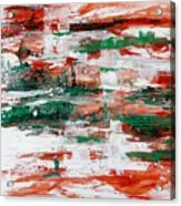 Abstract Art Project #24 Acrylic Print