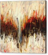 Abstract Art Twenty-one Acrylic Print