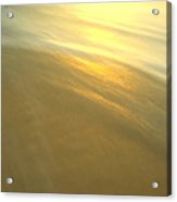 Abstract Beach Acrylic Print