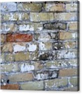 Abstract Brick 10 Acrylic Print